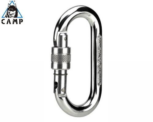 CAMP: Camp Oval Screw Carabiner 1115