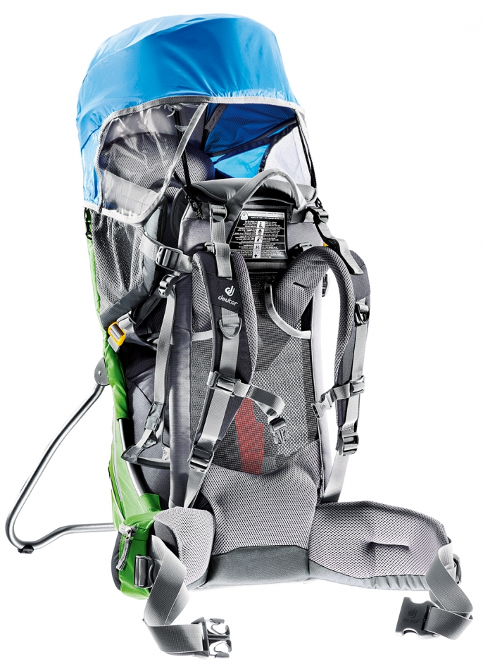 DEUTER: Deuter Sunroof and Raincover - small 2