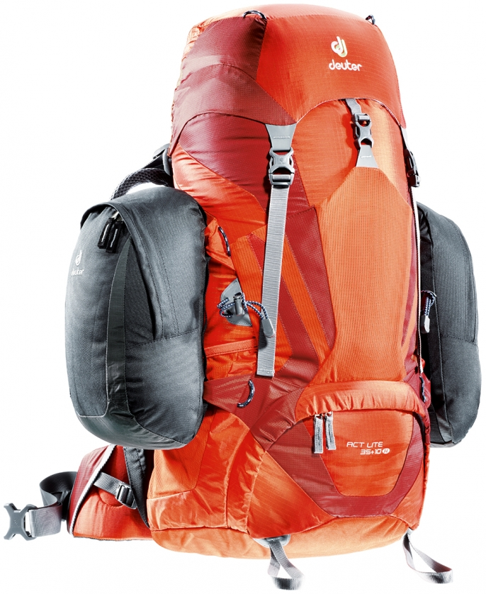 DEUTER: Deuter External Pockets - small 2