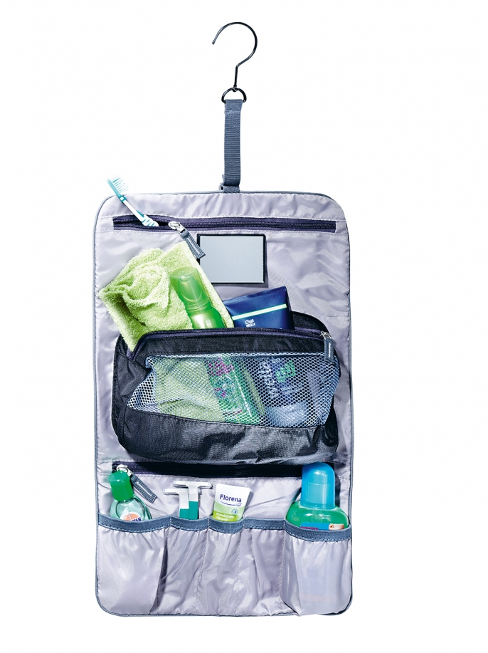DEUTER: Deuter Wash Bag II - small 4