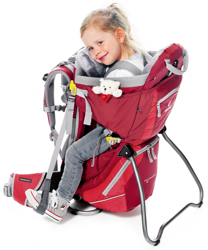 DEUTER: Deuter Kid Comfort 2 - small 2