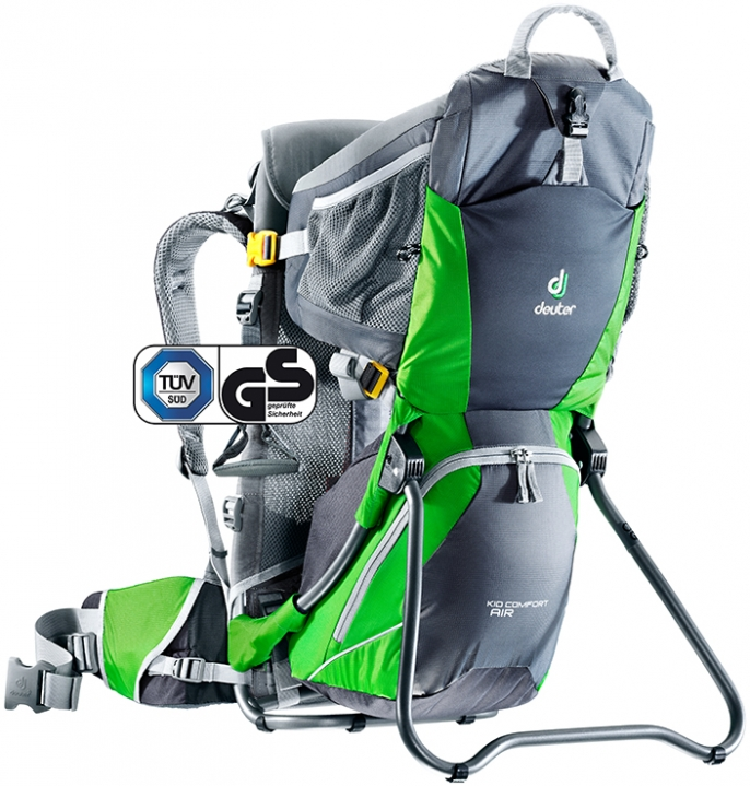 DEUTER: Deuter Kid Comfort Air - small 1