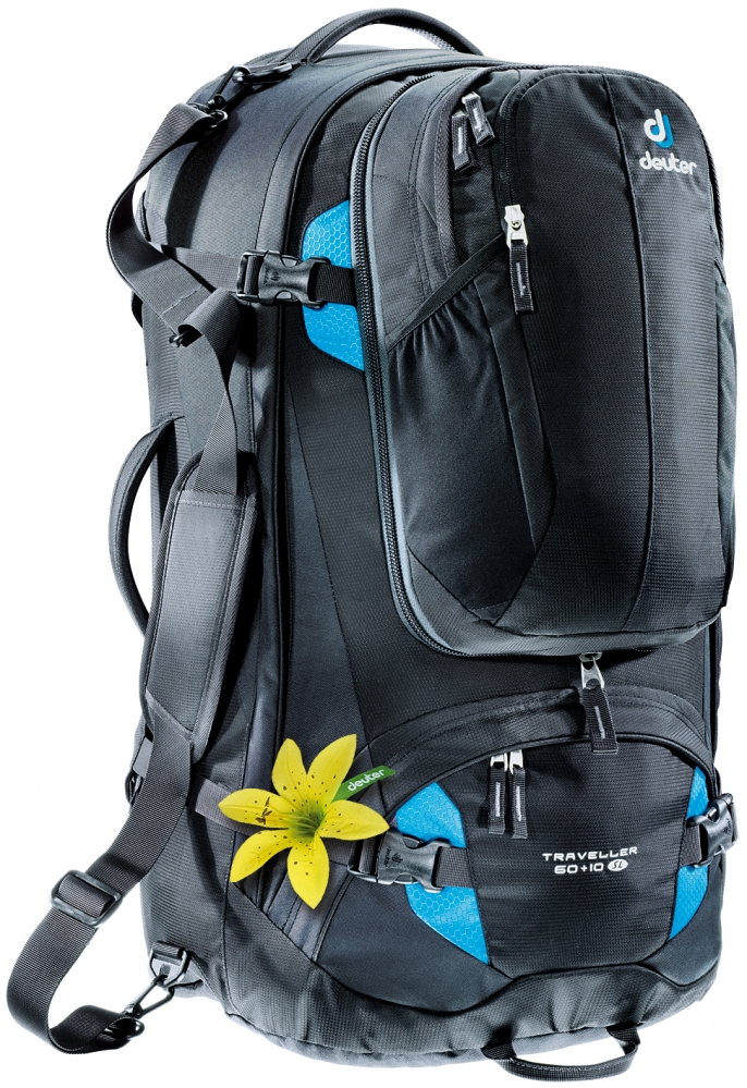 DEUTER: Deuter Traveller 60 + 10 SL - small 1