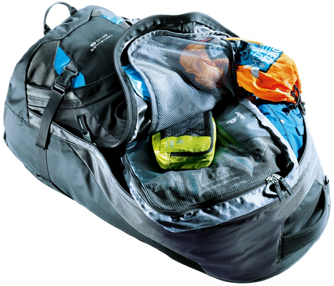DEUTER: Deuter Traveller 60 + 10 SL - small 6