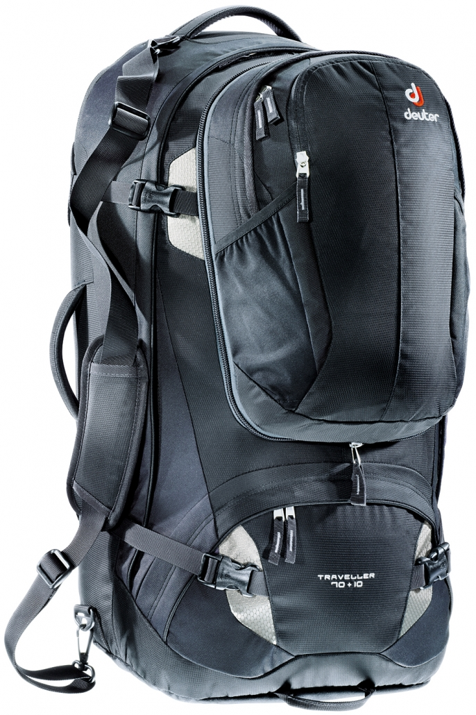 DEUTER: Deuter Traveller 70 + 10 - small 1