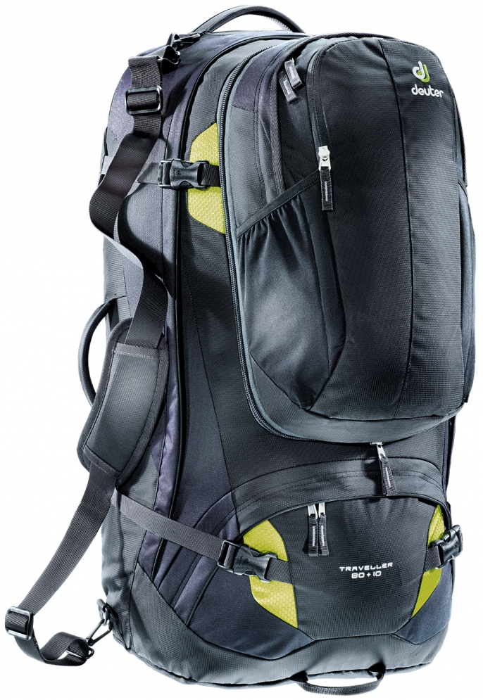 DEUTER: Deuter Traveller 80 + 10 SL - small 1