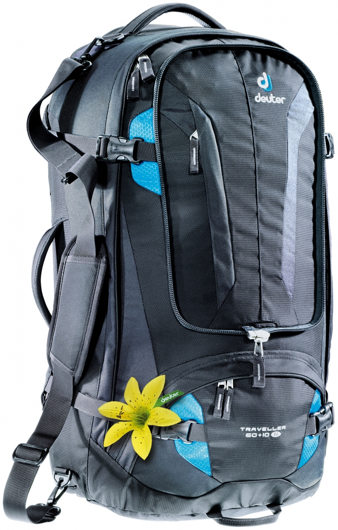 DEUTER: Deuter Traveller 80 + 10 SL - small 6