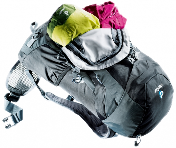 DEUTER: Deuter ACT Trail 22 SL - small 3