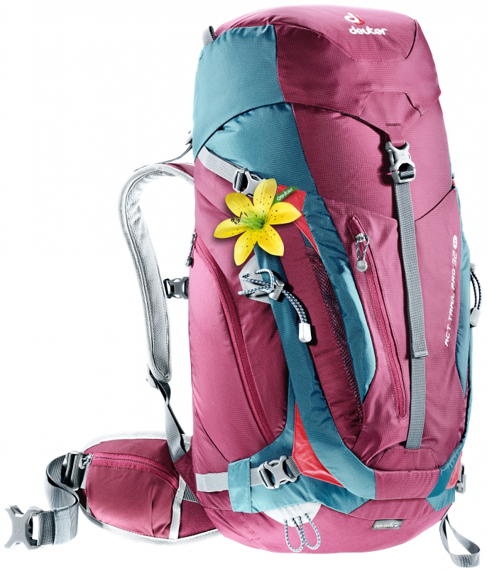 DEUTER: Deuter ACT Trail Pro 32 SL - small 1
