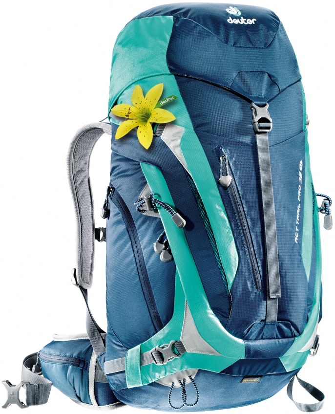 DEUTER: Deuter ACT Trail Pro 32 SL - small 3
