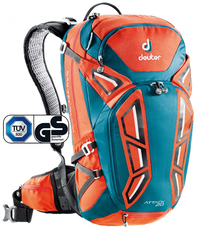 DEUTER: Deuter Attack 20 - small 1