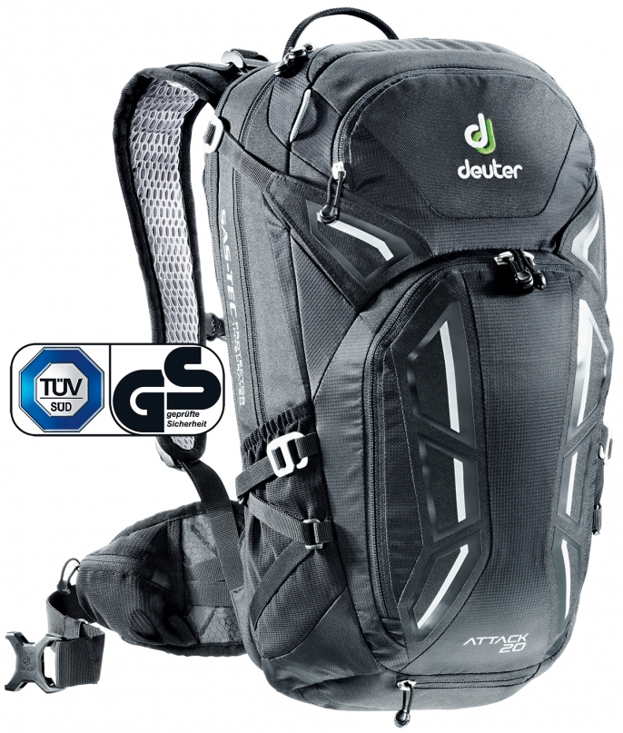 DEUTER: Deuter Attack 20 - small 4