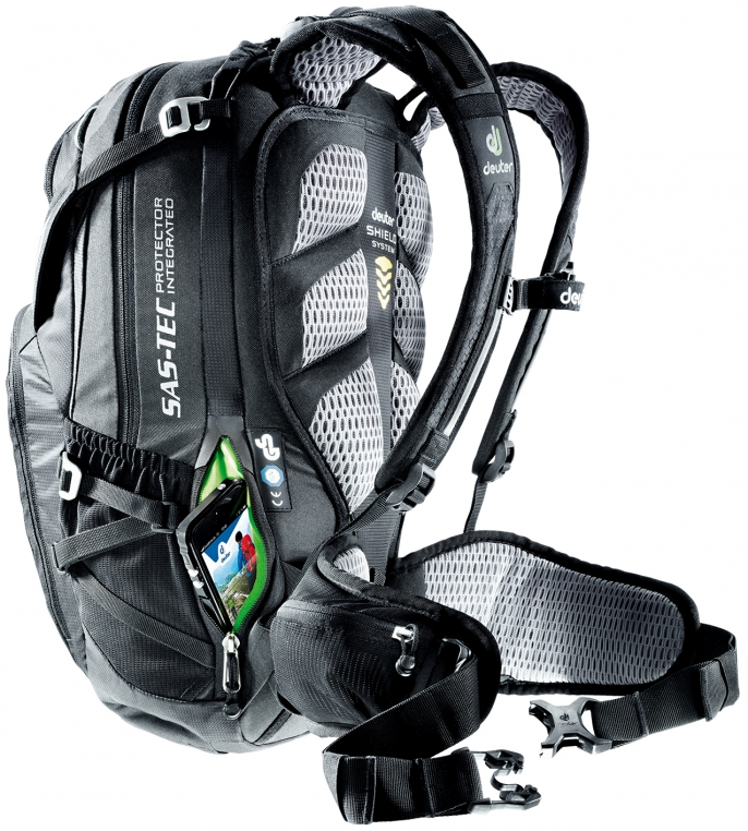 DEUTER: Deuter Attack 20 - small 8