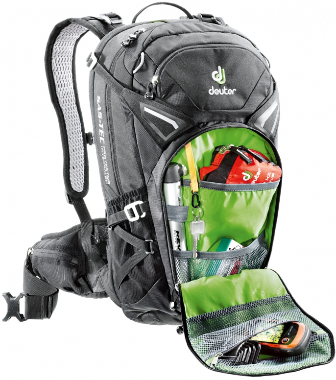 DEUTER: Deuter Attack Enduro 16 - small 9