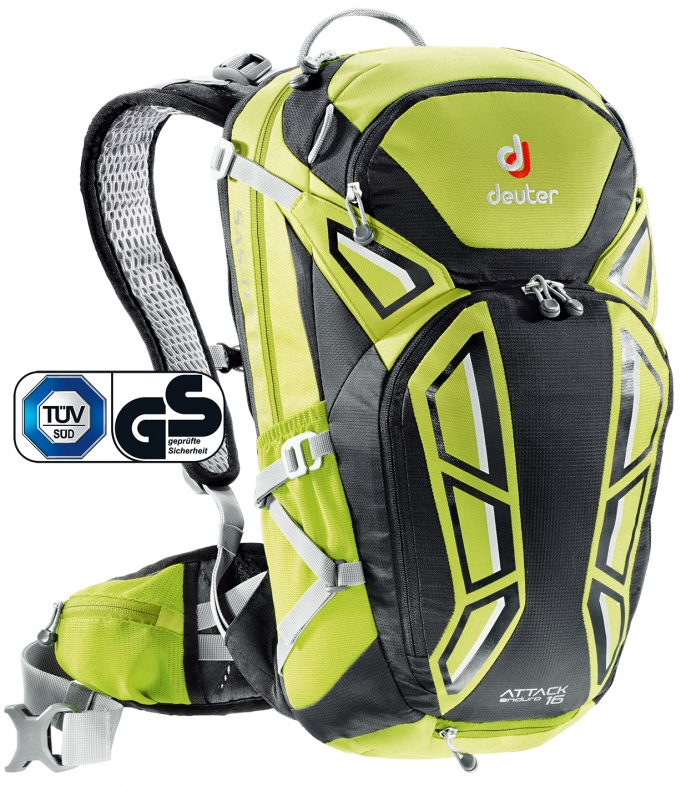 DEUTER: Deuter Attack Enduro 16 - small 8