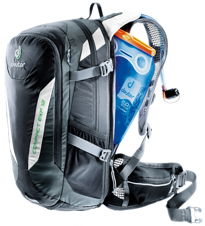 DEUTER: Deuter Compact EXP 12 - small 6